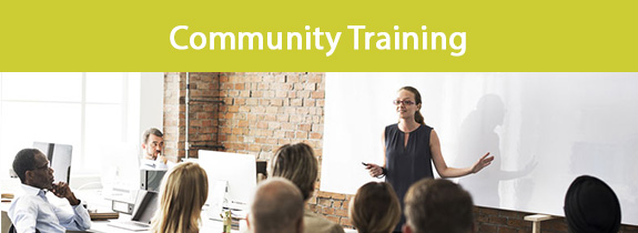 Community Training